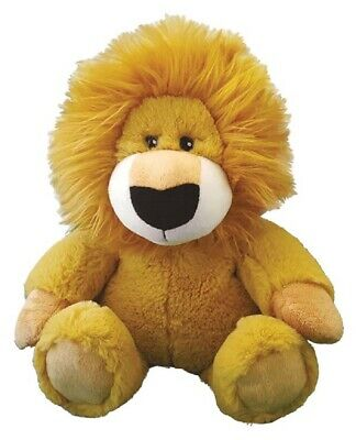 Cozytime Cute Lion Character Cozy Warmer Lavender Scented Fully Microwavable Toy • 13.95£