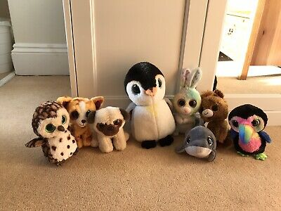 Collection Of 8 Beanie Boos • 19.99£