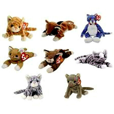 Cats ***ty Beanie Babies***  • 2.40£