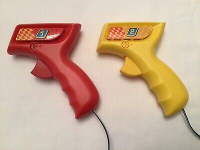 Micro Scalextric 1:64   My First Scalextric Hand Controllers/ Throttles  ( 2 Off • 2.45£