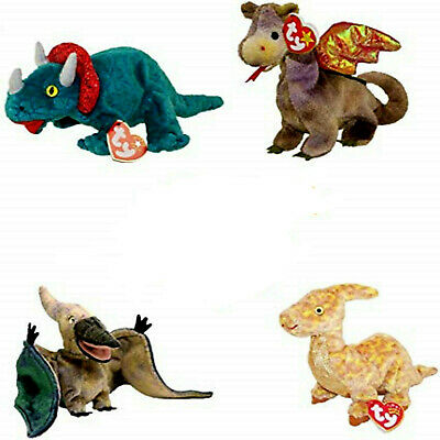 Dinosaurs & Dragons ***ty Beanie Babies***  • 2.25£
