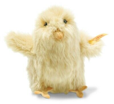 Steiff 'Piep' Chick - Soft Toy, Baby Safe, Collectable & Washable - 073632 • 23£