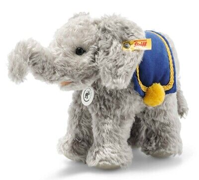 Steiff '140th Jubilee Elephant' - Classic, Collectable, Mohair Soft Toy - 031083 • 135£