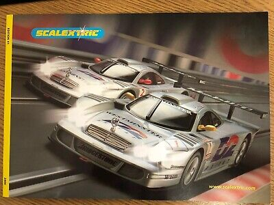 Scalextric 2000 Catalogue - Edition 41 Excellent Condition • 9.99£