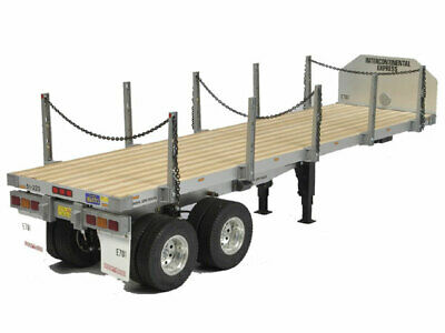 TAMIYA RC 56306 Flatbed Semi-Trailer For Tractor Truck 1:14 Assembly Kit • 199£