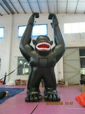 6m High Inflatable Gorilla Character  • 895£