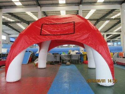 6m White/Red Inflatable Event Station  • 995£