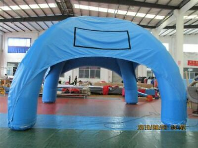6m Blue Inflatable Event Station  • 995£