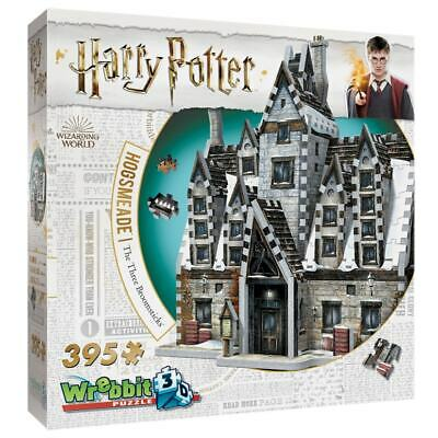 Wrebbit 3D Harry Potter Hogsmeade The Three Broomsticks 3D Jigsaw Puzzle Model  • 28.99£