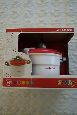 Smoby Mini Tefal Pan Childs Toy • 8.90£