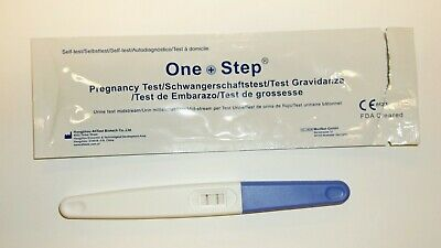 Fake False Already Positive Pregnancy Test Funny Joke Trick Prank Gag • 5.29£