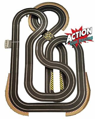 Scalextric Sport 1:32 Track Set - Huge Layout DIGITAL AS5 • 149.99£