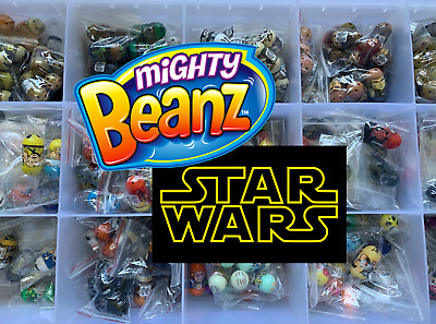 Moose STAR WARS Mighty Beanz 2010 Series One - Take Your Pick • 3.99£