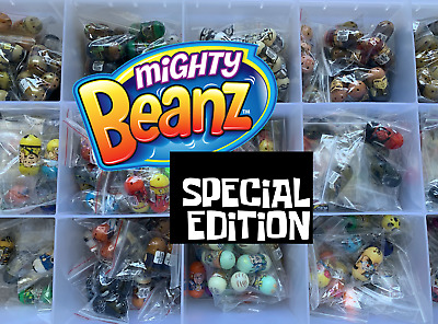 Moose SPECIAL EDITION Mighty Beanz Series 2010 - Take Your Pick - !RESTOCKED! • 3.99£