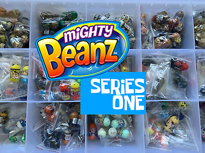 Moose SERIES ONE Mighty Beanz 2010 - Take Your Pick - !RESTOCKED! • 2.99£