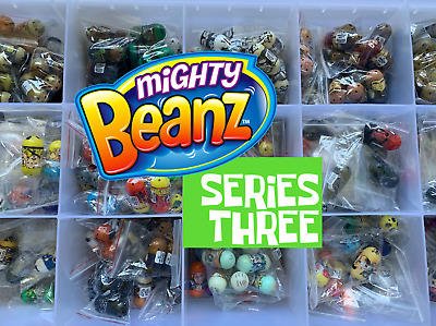 Moose SERIES THREE Mighty Beanz 2010 - Take Your Pick - !RESTOCKED! • 19.99£