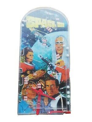 MARX SPACE 1999 BAGATELLE PINBALL GAME GERRY ANDERSON 1970's VINTAGE RARE • 39.99£