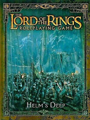 The Lord Of The Rings Roleplaying Game: Helm's Deep • 39.99£