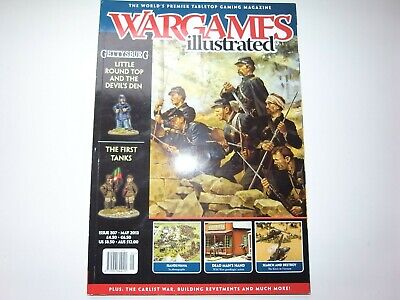 Wargames Illustrated Magazine - Issue 307. May 2013 • 2.50£