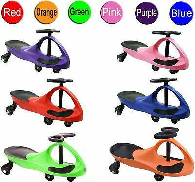 Official Flicker Swing Wiggle Gyro Plasma Car Ride On Twist Go Kids Toy Gift New • 19.95£