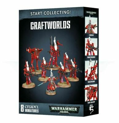 Start Collecting! Craftworlds • 48£