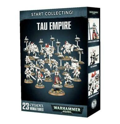 Start Collecting! Tau Empire • 52£