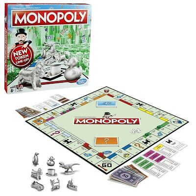 Monopoly Classic Board Game UK EDITION • 20.99£