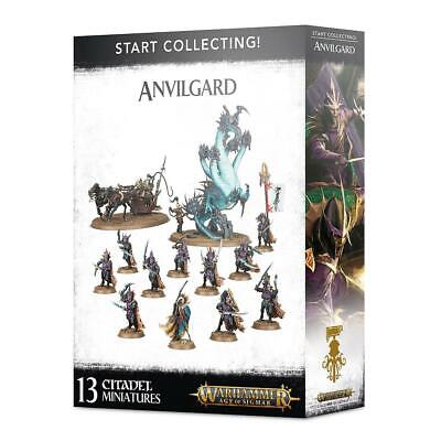Start Collecting! Anvilgard: Cities Of Sigmar • 52£