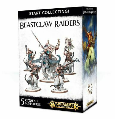 Start Collecting! Beastclaw Raiders • 48£