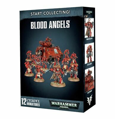 Start Collecting! Blood Angels • 52£