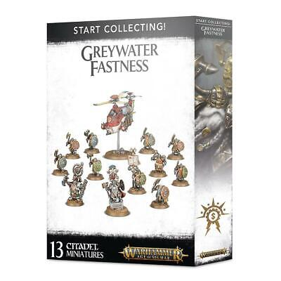 Start Collecting! Greywater Fastness • 52£