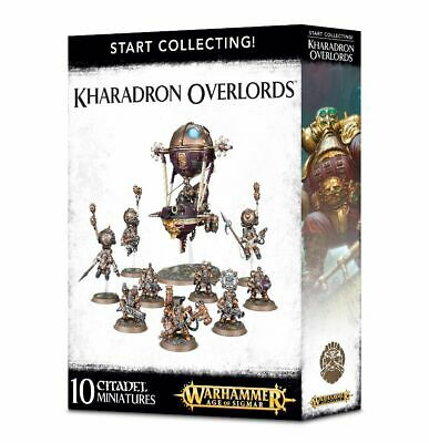 Start Collecting! Kharadron Overlords • 52£