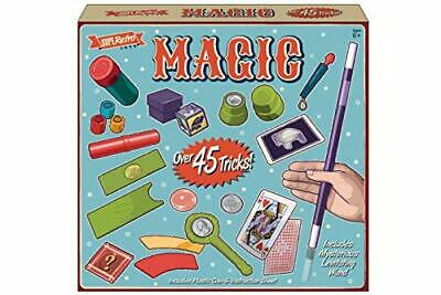 KandyToys Retro 45 Magic Tricks Box • 7.69£