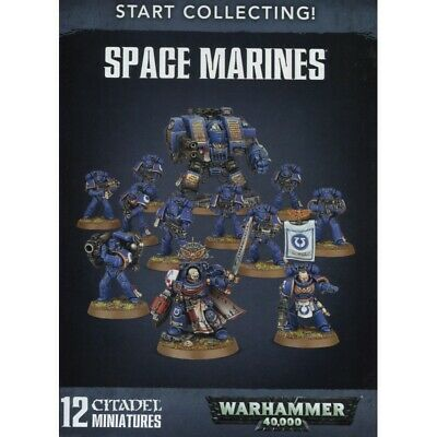 Start Collecting! Space Marines • 48£
