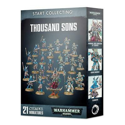 Start Collecting! Thousand Sons • 52£