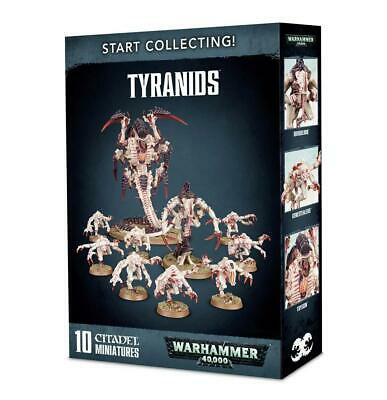 Start Collecting! Tyranids • 52£