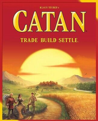 Catan Board Game 15th Edition , Best Board Games • 28.96£