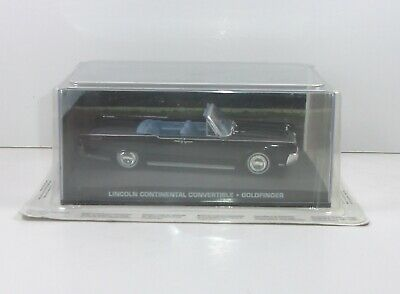 James Bond Car Collection Lincoln Continental Convertible, Goldfinger • 14.99£