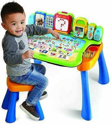 VTech 4-in-1 Touch And Learn Activity Desk (3+ Years) • 49.95£