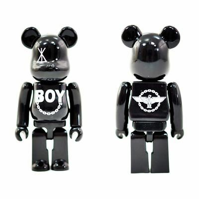 Medicom 100% Bearbrick Series 22 Secret Be@rbrick 192 Boy London - Long Clothing • 28£