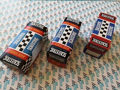 Scalextric Race Tuned  & Non Race Tuned Narrow 1960's Reproduction Boxes  • 4.95£
