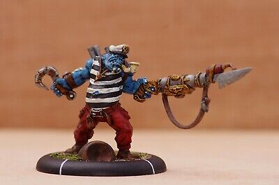 Warmachine Privateer Mercenary Army, Must See. • 150£