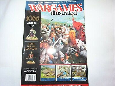 Wargames Illustrated Magazine - Issue 305 - March 2013 • 2.50£