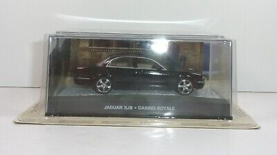 James Bond 007 Car Collection Jaguar Xj8, Casino Royale • 11.24£