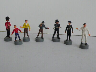 Tri-ang Spot On Figures Collection - Queens Guard, Tommy, Mr Spot Robber Etc Etc • 65£
