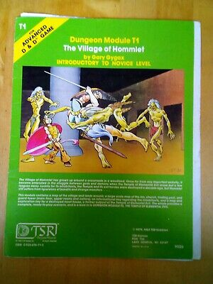 Dungeons And Dragons Adventure Modules G3, X1, X2, T1 And CM2 - From 1980s AD&D  • 25£