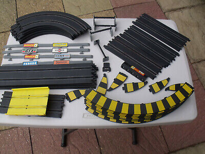 Matchbox Power Track Race And Chase Straights Curves Borders Job Lot Track • 14.99£