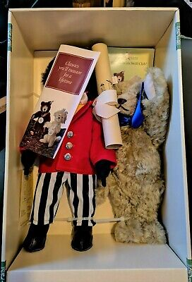 Steiff Bear Set 654428 - Complete Mint Boxed With Certificate - Limited Issue • 44£