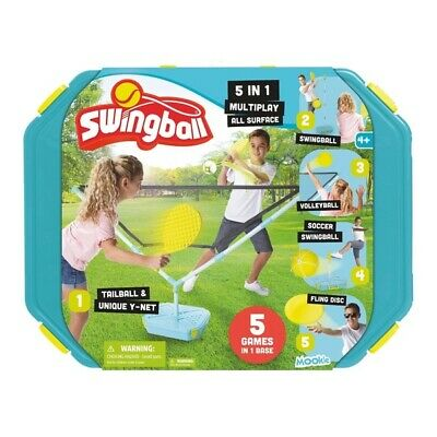 5 In 1 Multiplay All Surface SWINGBALL BRAND NEW! FAST DISPATCH & FREE DELIVERY • 55£