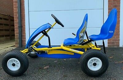 Berg Pedal Go-Kart With Passenger Seat • 102£